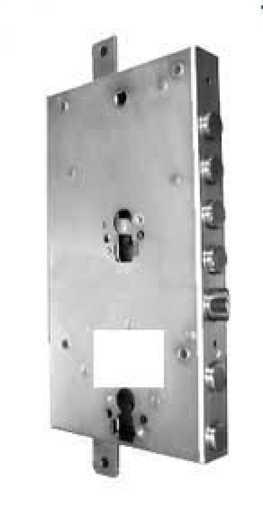 Listino prezzi serrature porte blindate dierre for Cilindro europeo prezzi